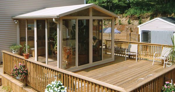 pictures of sunroom kits sunrooms and patios pinterest