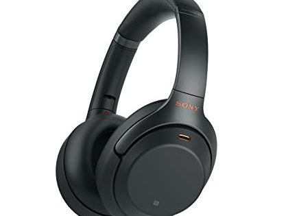 Sony Wh 1000xm3 Wireless Noise Canceling Stereo Headset International Version Seller Warrant Black Casque Bluetooth Casque Sans Fil Casque