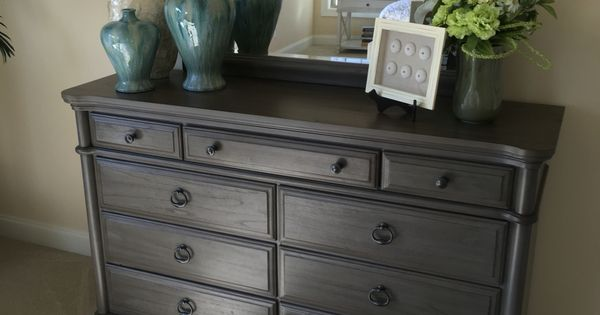 How To Stage A Dresser Bedrooms Pinterest Dresser