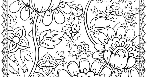 This Site Has Some Really Nice Coloring Pages That Could