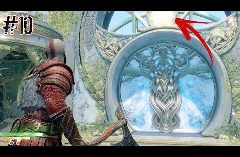 A Porta Azul De Alfheim God Of War Ps4 10 Gameplay Dublado Em