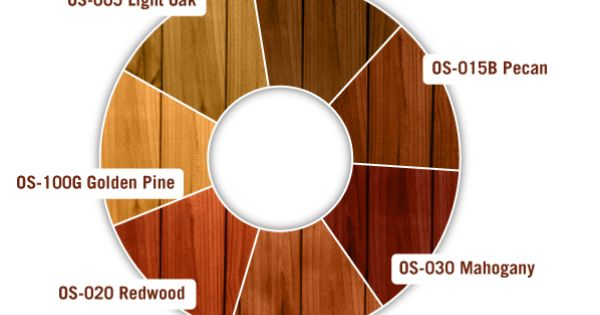 Ready Seal Color Chart Natural Cedar Or Redwood A Home