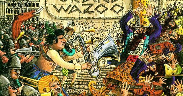 Frank Zappa Album Covers The 1970s Part 1 Frank Zappa