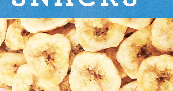 Stay healthy while on the road with this snacks! ..for older kids