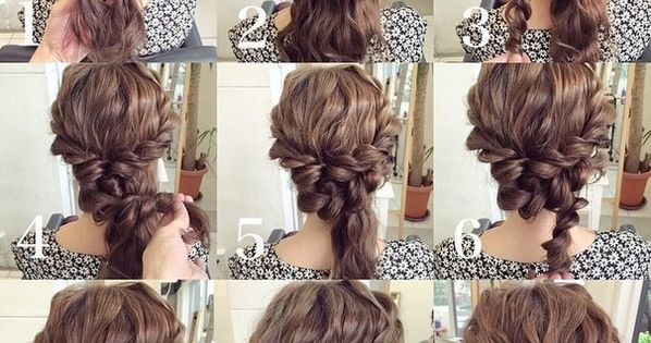 hair styles step by step ideas for hairstyles 1 hair 2291