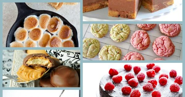Easy Homemade Desserts Recipes With Few Ingredients: 10 Delectable Three-Ingredient Dessert Recipes