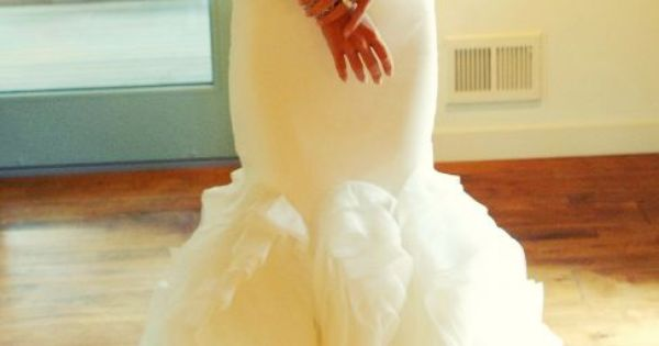Vera Wang Ethel wedding dress