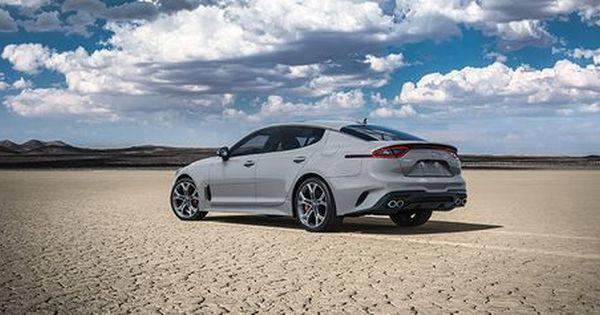 The 2018 Kia Stinger Gt Interior Comes With Nappa Leather Led Headlights Modern Cockpit Learn More About The Interior Exteri Sports Sedan Kia Kia Stinger