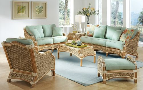 Rattan Sunroom Furniture
