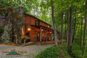 Lake View Cabin Secluded Cabin Nc Mountain Cabin Rentals