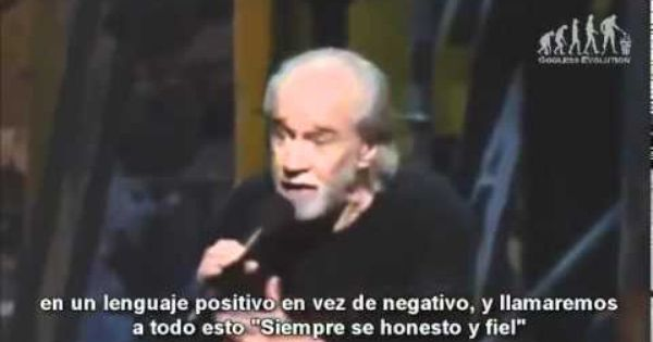 """George Carlin Quote On The Ten Commandments: The Ten Commandments """"More People Have"""