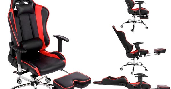 Computer Gaming Chair: Furniture & Decor   Alex   Pinterest   Leather