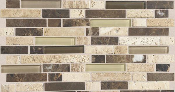 mohawk stone radiance stone and glass mosaic wall tile 5 8 random at