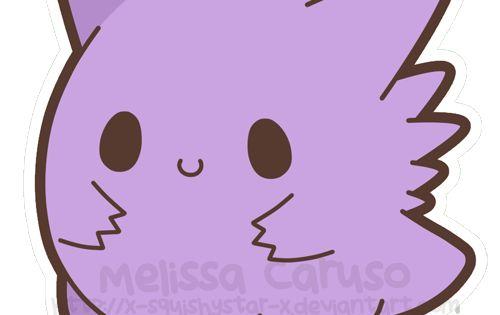 Squishy Pokemon Anime : Squishy Gengar by =x-SquishyStar-x on deviantART Pokemon Party Pinterest Pokemon, Pokemon ...