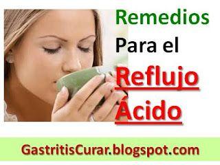 remedios caseros gastritis acidez estomacal