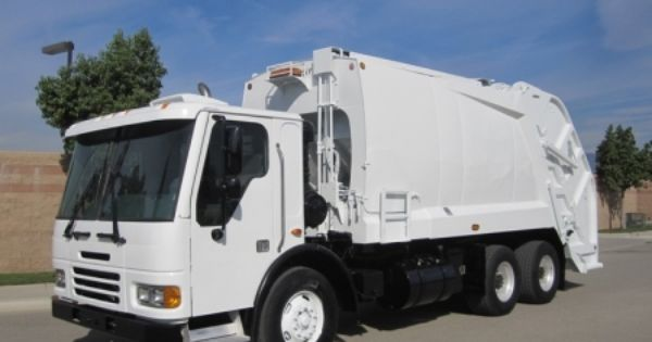 2007 Freightliner New Way Rear Loader Garbage Truck For Sale By Prince Motors Trucks For Sale Garbage Truck Trucks