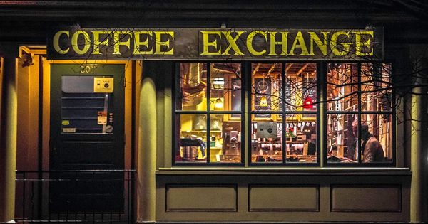 How To Coffee Crawl Your Way Though Providence Coffee Exchange Best Coffee Shop Coffee Shop