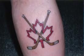Canadian Tattoos And Designs Canadian Tattoo Meanings And Ideas Canadian Tattoo Pictures Canadian Tattoo Hockey Tattoo Tattoos