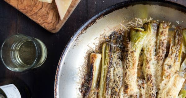 Braised Leeks | Recipes | Pinterest | White Wines, Wine and Butter