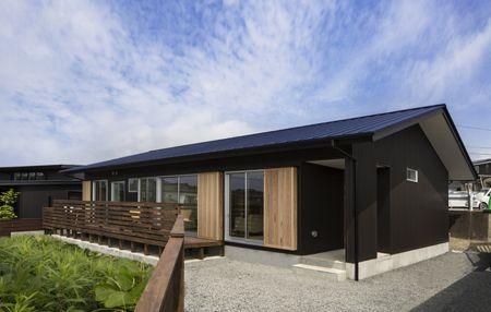 一条工務店の床暖房付き木造平屋 I Smart で光熱費がすごく安くなり