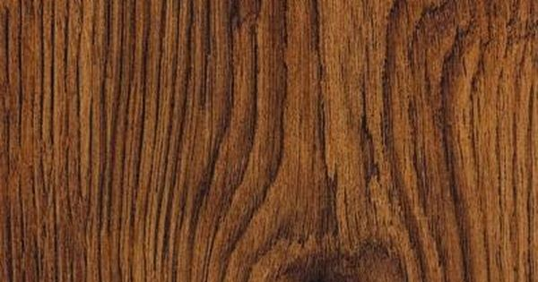 Hampton Bay Hand Scraped Oak Burnt Caramel 8 Mm Thick X 5 1 2 In Wide X 47 7 8 In Length Laminate Flooring 14 63 Sq Ft Case Hl98 The Home Depot Laminate Flooring Flooring Brown Laminate