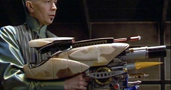 "Super-villain Jean-Baptiste Emanuel Zorg's weapon in ""The ..."