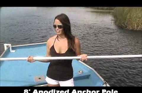 Skinnywater Anchoring Systems Bow Mounts Shallow Water Boats Skinny Water Kayak Anchor