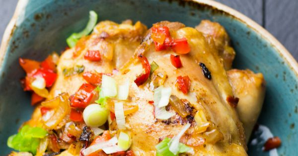 Syn Free Salt And Pepper Chicken Slimming World Recipes