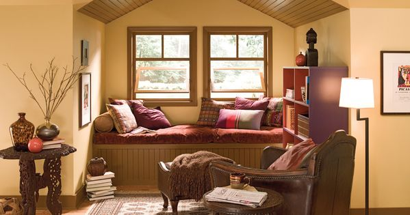 Love the colors for bedroom living cozy behr for Behr paint ideas for bedroom