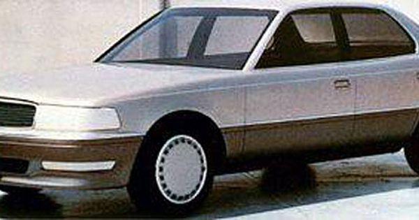 First Lexus Ls 400 Prototype Lexus Lexus Ls Concept Cars