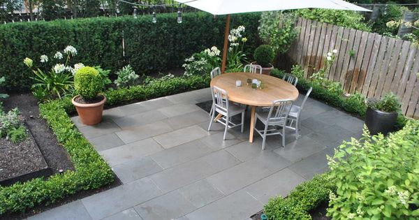 Ideas for small backyard flooring