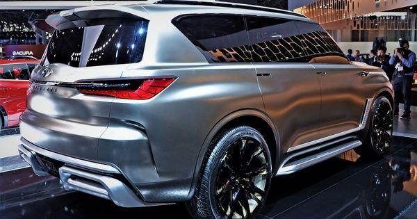 The 2019 Infiniti Q80 Interior Nissan Patrol Suv Models Nissan