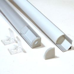 Led Channels And Diffusers Lee Valley Tools Led Room Lighting Led Tape Lighting Led Strip Lighting