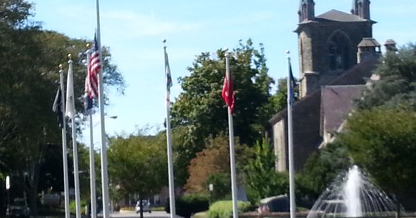 is the flag at half mast today