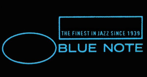 Blue Note Logo Products I Love Record Cover Art