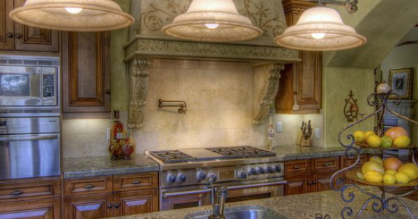 Old World Italian Kitchen Plans Design Pictures Remodel Decor And Ideas Page 13 Tuscan