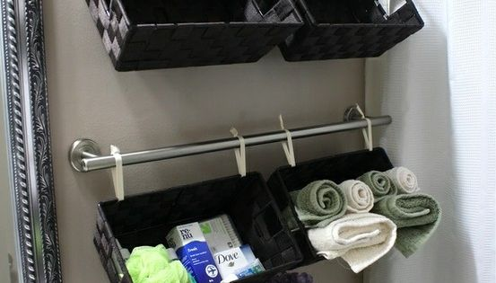 Minha Casa, Meu Ambiente: Ideias para decorar e organizar seu banheiro