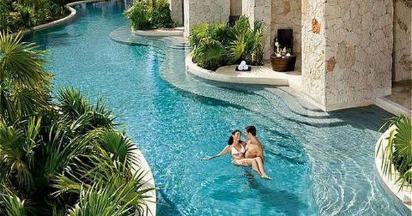 Secrets Maroma Beach Resort in RivieraMaya Mexico