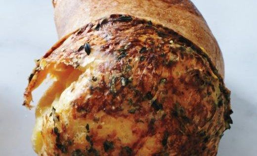 Gruyere-Thyme Popovers Recipe | Thanksgiving | Pinterest ...