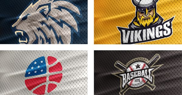Download Jersey Texture Photoshop Logo Mockup Logo Mockup Photoshop Logo Sports Templates