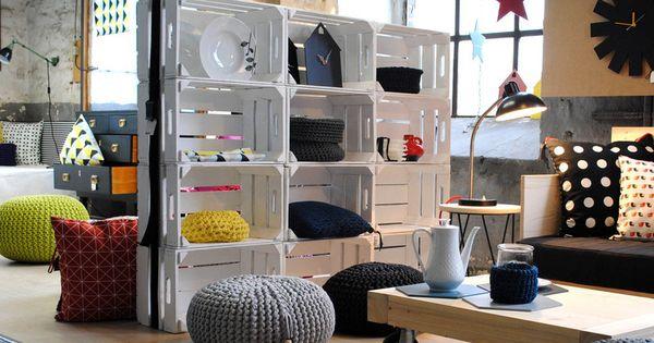 ob als klassisches regal oder als raumtrenner k nnen die. Black Bedroom Furniture Sets. Home Design Ideas