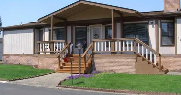 Mobile home deck designs mobile home deck plans Decks and porches for mobile homes