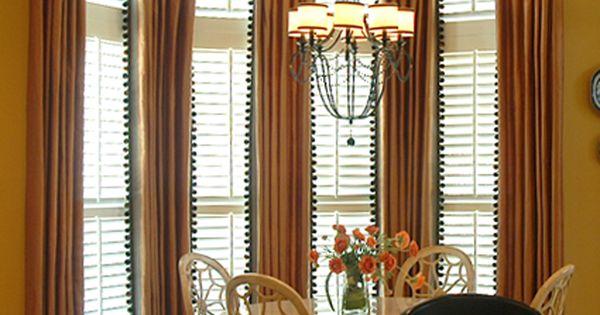 Pictures Of Window Treatments Custom Windows