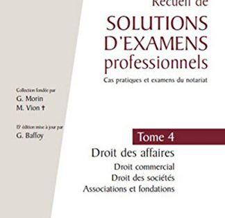 Minibook Faulx Les Tombes Telecharger Recueil De Solutions D Examens Pr En 2020 Telechargement Droit Commercial Droit Des Affaires