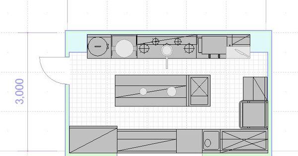 식당 주방 설계 - Google 검색  음식점 주방설계 참고사항  Pinterest ...