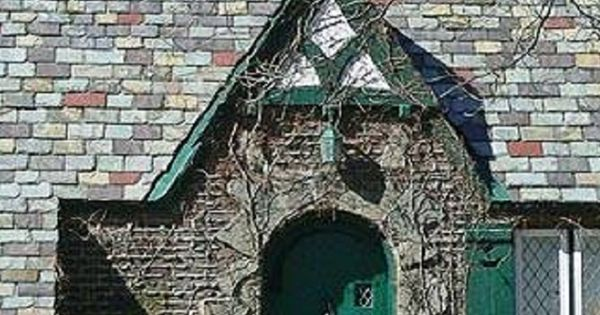 Mixed Slate Stone With Hunter Green Exterior Color Schemes Pinterest Slate Stone Slate