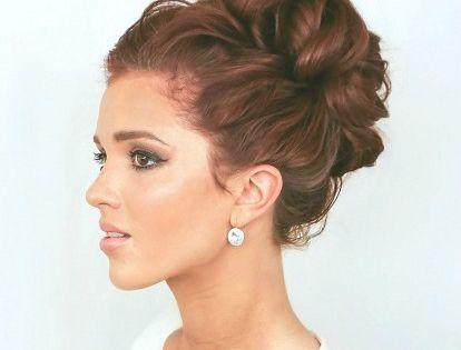 Love this hair--tried it and it stayed all day, easy tutorial to