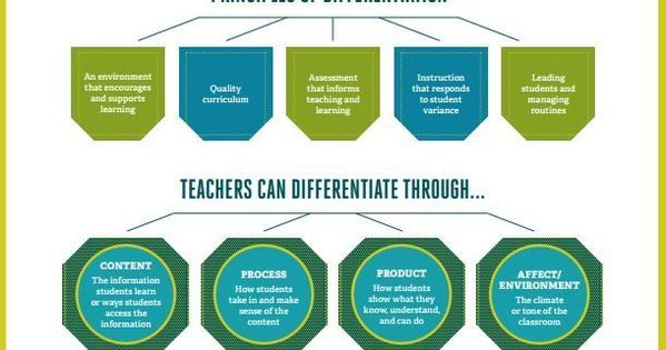Characteristics of Differentiated Instruction. See what ...
