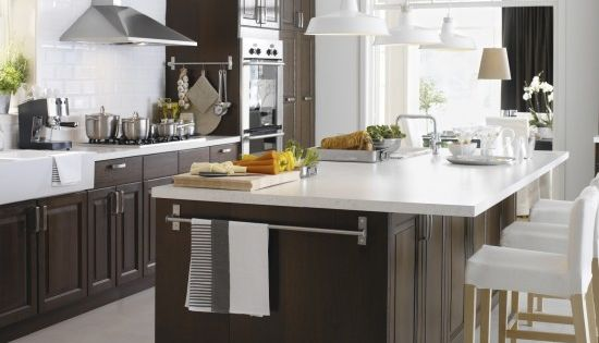Ikea kitchen buscar con google cocina pinterest - Cocina pequena ikea ...