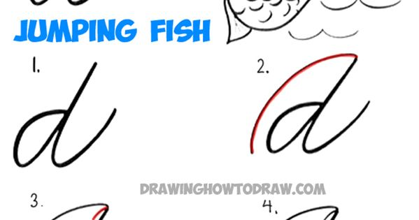 tutorial how to draw mario jumping
